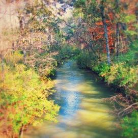 Coheelee Creek.