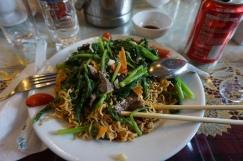 Mai Xao for lunch