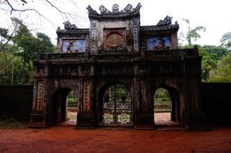Từ Hiếu Pagoda - Hue, Vietnam