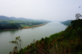 Perfume River - Hue, Vietnam