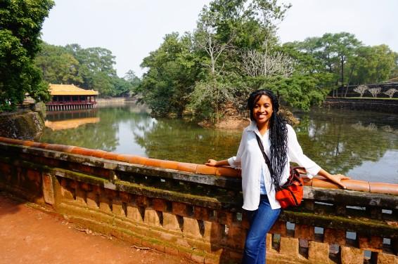 Tự Đức Tombs - Hue, Vietnam